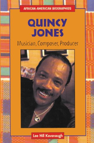 Quincy Jones: Musician, Composer, Producer (African-American Biographies (Raintree Paperback)): ...