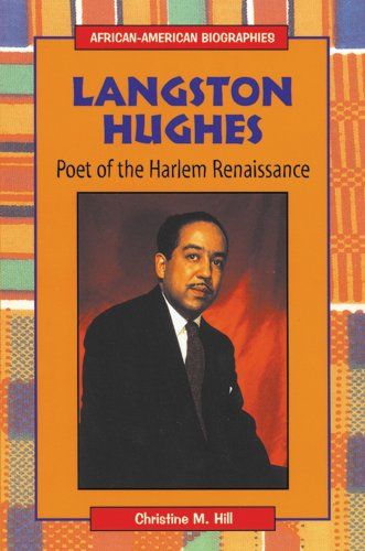 9780894908156: Langston Hughes: Poet of the Harlem Renaissance (African-American Biographies)