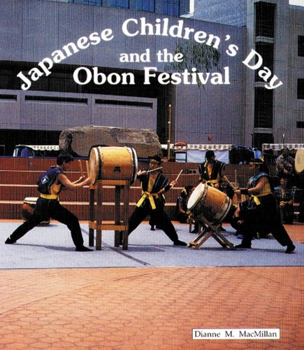 9780894908187: Japanese Children's Day and the Obon Festival (Best Holiday Books)
