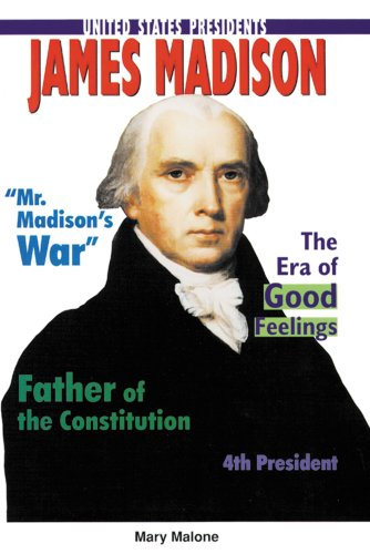 9780894908347: James Madison (United States Presidents (Enslow))