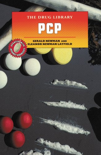9780894908521: PCP (Drug Library)