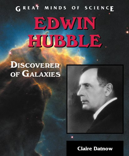 9780894909344: Edwin Hubble: Discoverer of Galaxies (Great Minds of Science)