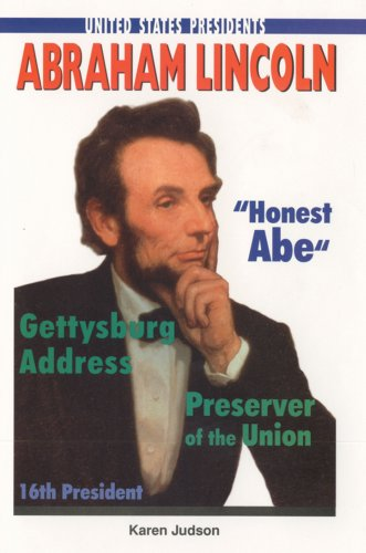 9780894909399: Abraham Lincoln (United States Presidents)