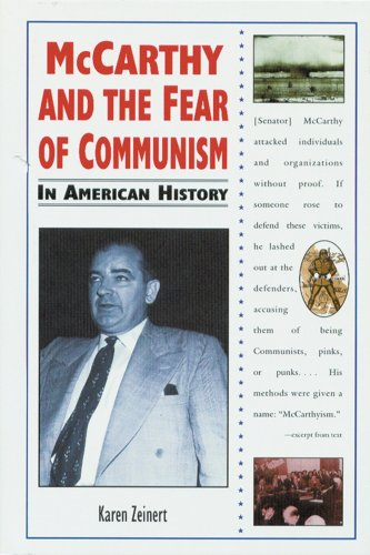 9780894909870: McCarthy and the Fear of Communism (In American History)