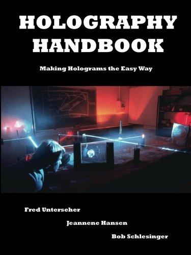 9780894960161: Holography Handbook