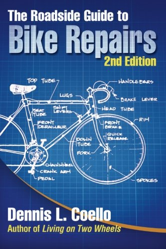 9780894960512: The Roadside Guide to Bike Repairs - second edition