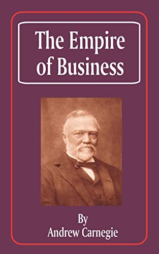 9780894990915: The Empire of Business