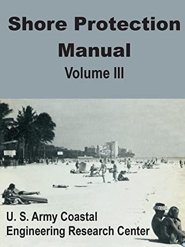 Shore Protection Manual, Vol. 3