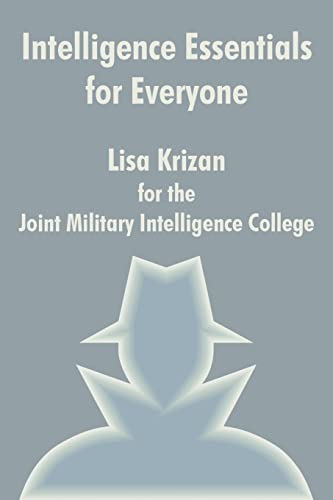 9780894992131: Intelligence Essentials for Everyone