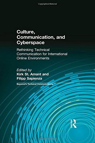 Culture, Communication and Cyberspace: Rethinking Technical Communication for International Online ...