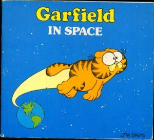 9780895051257: Garfield in Space
