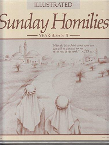 9780895059314: Illustrated Sunday Homilies: Year B, Series II
