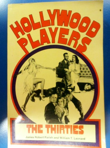 9780895080035: Hollywood Players, the Thirties