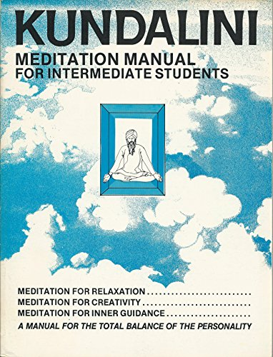 9780895090003: Kundalini Meditation Manual for Intermediate Students