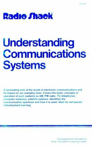 9780895120359: Understanding Communications Systems