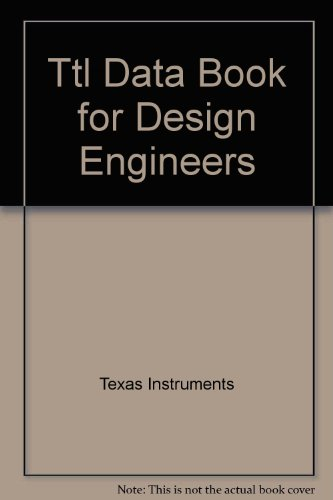 9780895121110: Ttl Data Book for Design Engineers