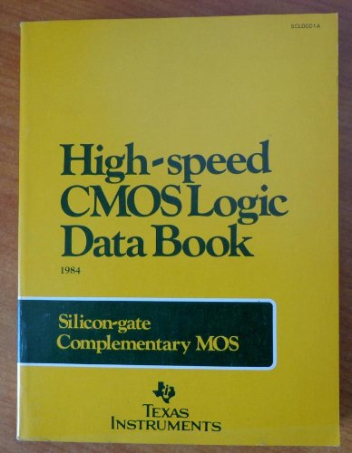 High-speed CMOS logic circuits data book: Texas Instruments Incorporated