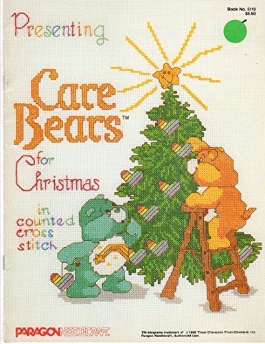 9780895150684: Presenting Care Bears for Christmas in Counted Cross Stitch