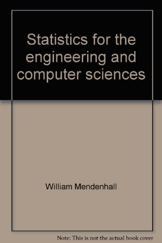 9780895170545: Statistics for the engineering and computer sciences