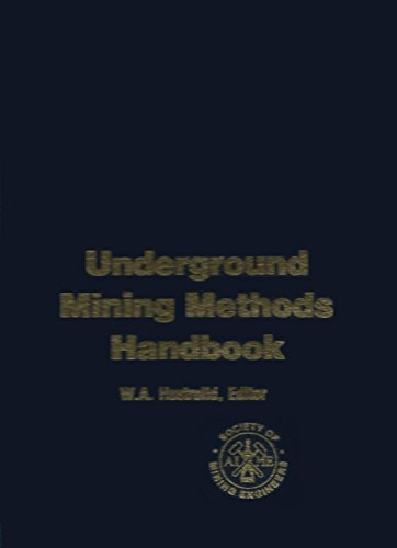 9780895200495: Underground Mining Methods Handbook.
