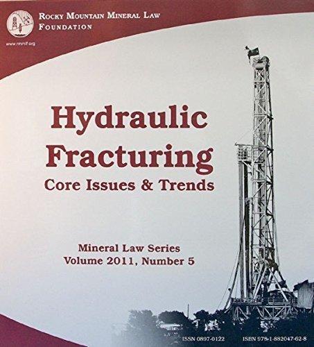 Hydraulic Fracturing: Fast, C. R.,