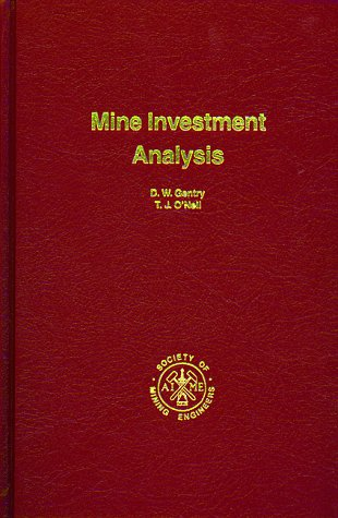 9780895204295: Mine Investment Analysis