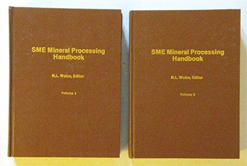 9780895204486: SME Mineral Processing Handbook (Order No. 4436)