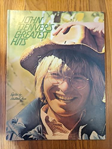 9780895240071: John Denver's Greatest Hits