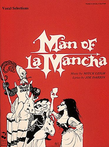 9780895240910: Man of La Mancha: Vocal Selections