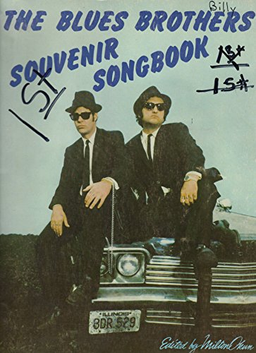 9780895241115: Blues Brothers Souvenir Songbook
