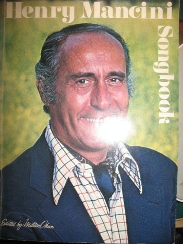 9780895241351: Henry Mancini songbook