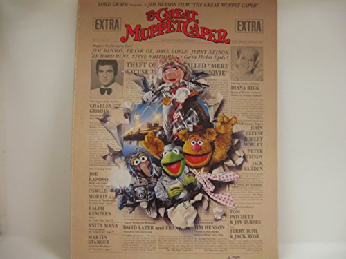 9780895241443: Great Muppet Caper