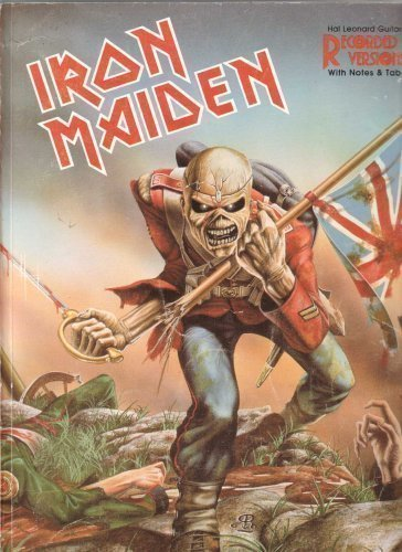 Iron Maiden Guitar Recorded Versions With Tablature: Iron Maiden