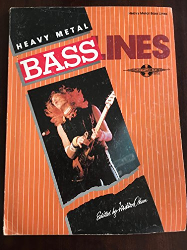 9780895242235: Heavy Metal Bass Lines [Paperback] by Okun, Milton