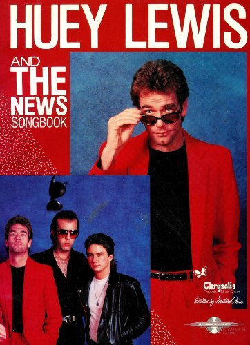 9780895242334: Huey Lewis and the News Songbook