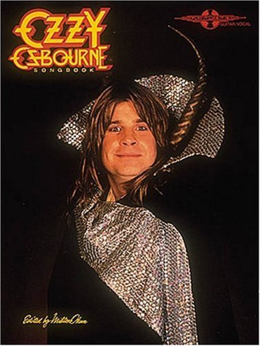 9780895242372: Ozzy Osbourne Songbook*