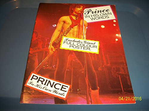 9780895242525: Prince in His Own Words
