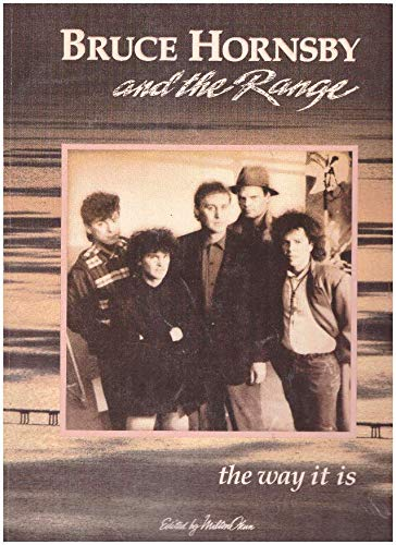 9780895243263: Bruce Hornsby and the Range: The Way It Is