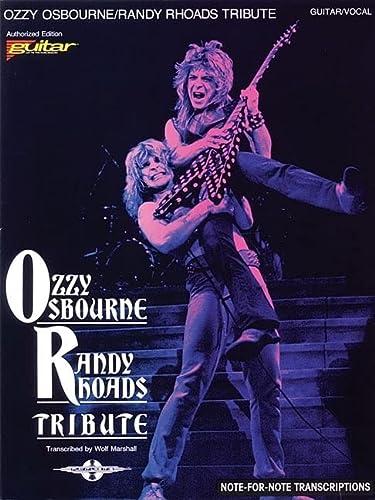 9780895243478: Ozzy Osbourne - Randy Rhoads Tribute