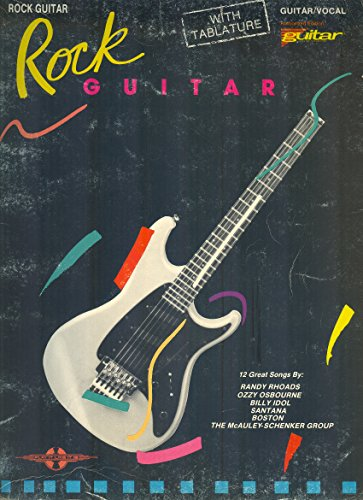 Rock Guitar ( with tablature)