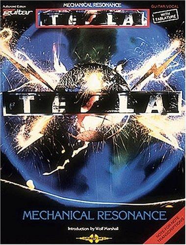 9780895243935: Tesla - Mechanical Resonance: Guitar - Vocal