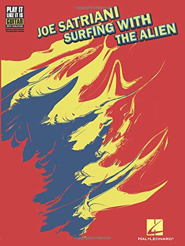 9780895244147: Joe Satriani - Surfing with the Alien (Play It Like It Is)