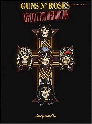 9780895244178: Guns N' Roses - Appetite for Destruction: Piano - Vocal