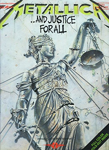 9780895244192: Metallica – ...And Justice for All