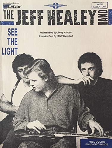 9780895244260: Healey, Jeff Band See The Light With Tablature (Play-It-Like-It-Is)