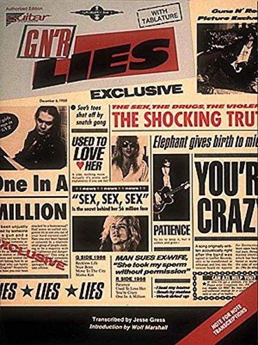 9780895244345: Guns N' Roses - Lies