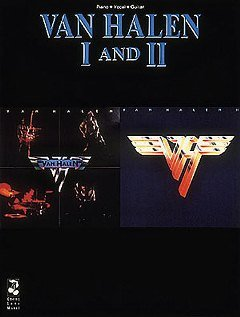 9780895244369: Van Halen I and II
