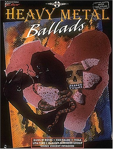9780895244468: Heavy Metal Ballads: Guitar - Vocal