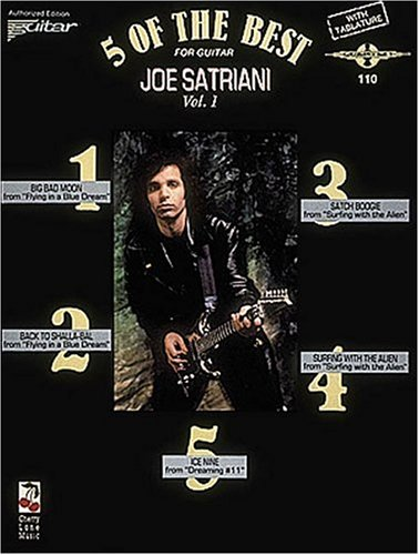 9780895245267: Joe Satriani - Easy Guitar Recorded Versions* (Play it Like it is)