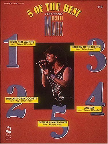 Richard Marx - 5 Of The Best: Marx, Richard